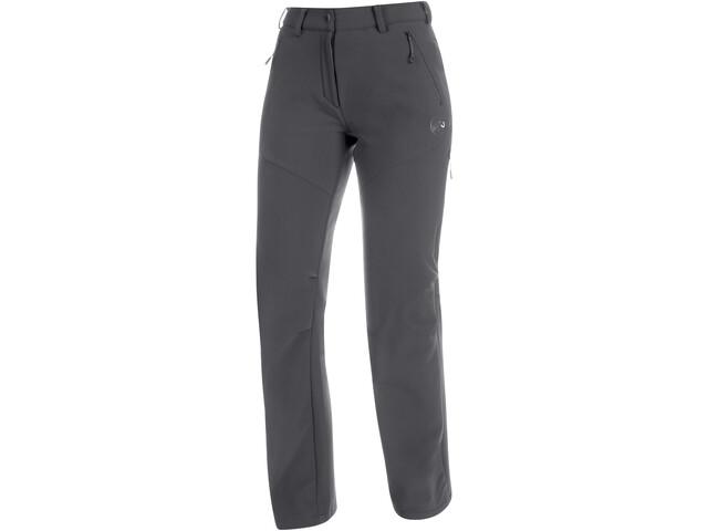 Mammut Winter Hiking SO Pantalon Femme, titanium